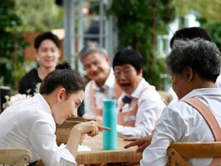 黄渤代言的奥克斯空调助力《忘不了餐厅》温情上线