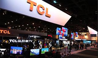 TCL发布2019年首季财报 面板和电视销量创新高
