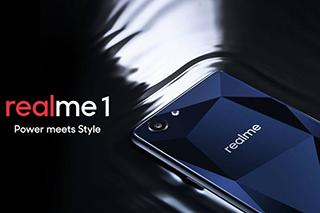 OPPO海外子品牌Realme正式回归国内市场