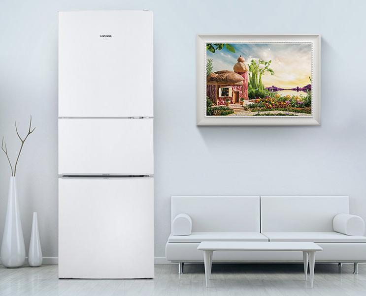 夏季保鲜不用愁,西门子组合冷冻冰箱为您服务