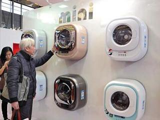 单身经济消费潜力巨大 壁挂洗衣机市场来了