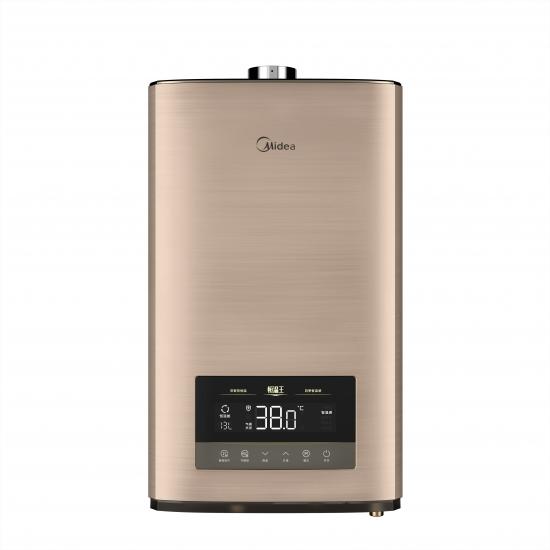 美的 恒温王燃气热水器 JSQ25-13HL7