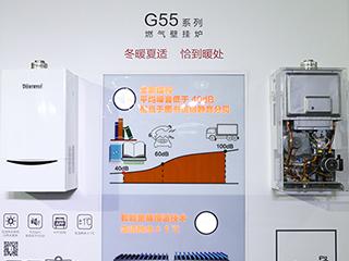 """深度解决用户需求痛点  林内G55壁挂炉轻松搞定""""冬暖夏适"""""""