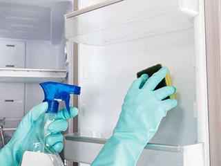 夏季冰箱要定期做清洁  Saybye冰箱病