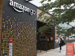 亞馬遜紐約無人零售店開業 不同的是它接受現金