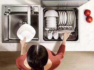 品质厨房消费新趋势:换掉水槽,迎接水槽洗碗机