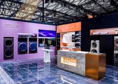中怡康:卡萨帝智慧单品发力,万元+洗衣机份额79%