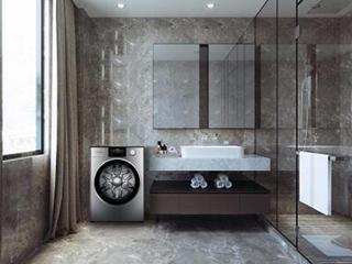 """洗衣机高端化趋势尽显,高颜值成为市场""""敲门砖"""""""