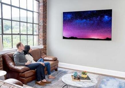 康宁已为8K作好准备 推出新款玻璃大屏产品