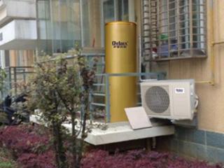 空气能热水器节能效果好不好,安装非常关键!