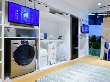 不是洗不净就是漂不净?海尔智慧洗衣机有了两全方案