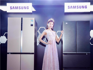 引领冰箱行业科技浪潮,三星冰箱横扫三项大奖