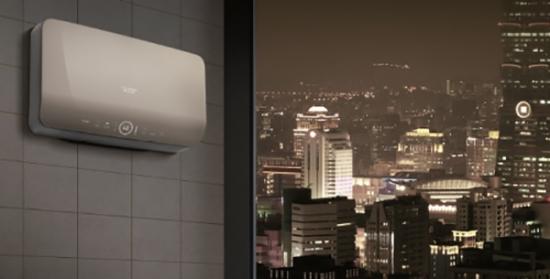 热水器的新兴品类呈现出高速增长 逐渐受到消费者的追捧
