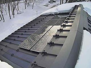阴天雪天都能发电!日本太阳能板在雪地的应用发展