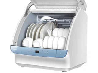 免安装更便捷 TOP5台式洗碗机推荐