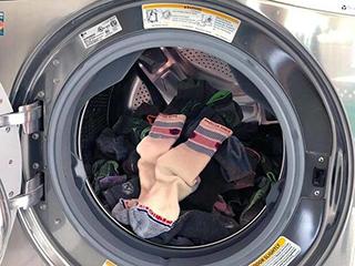 终于有了答案 内裤和袜子能不能一起用洗衣机洗