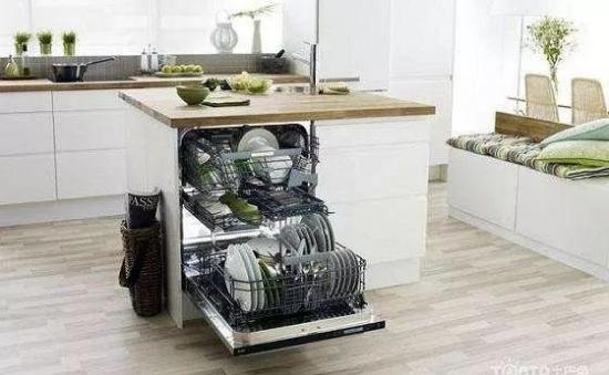 中国家庭的生活方式正在改善提升 洗碗机逐渐变为走进大众消费刚需清单中