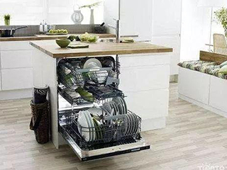 还在纠结洗碗机到底能不能洗干净餐具,看认证即可