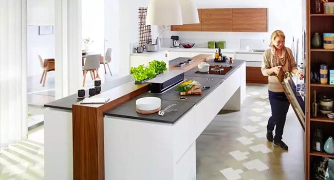 人类最值得拥有的黑科技厨房来了!