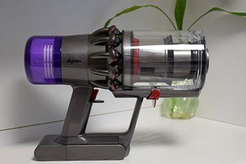 科技加持让深度清洁更高效省力 戴森V11智能无绳吸尘器评测