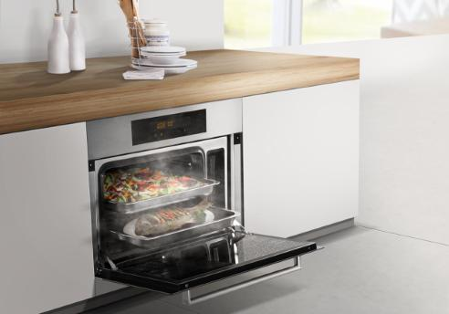 智能化增加产品价值量 微蒸烤一体机有望成为打开市场的敲门砖