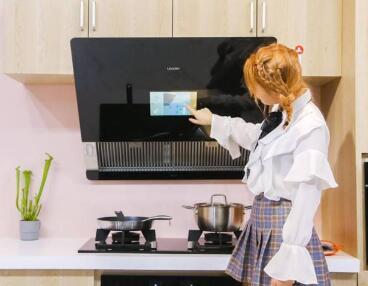 Leader 2厨电杭州发布:1块智能屏联动整个厨房