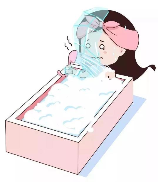 """为了洗个瀑布浴 我终于把家里的""""前任""""甩了"""