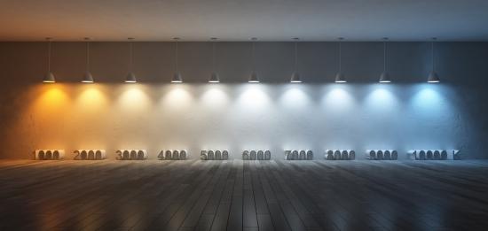Color-Temperature-Lights