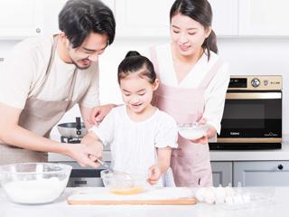"""给孩子一个难忘的""""六一"""" 格兰仕K系列蒸烤箱""""蜜""""制亲子欢乐时光"""