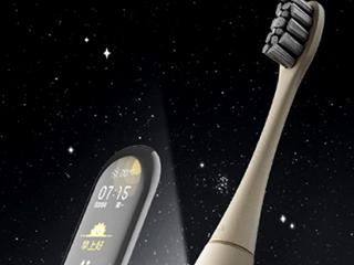 华米Oclean或将发布全球首款触屏电动牙刷