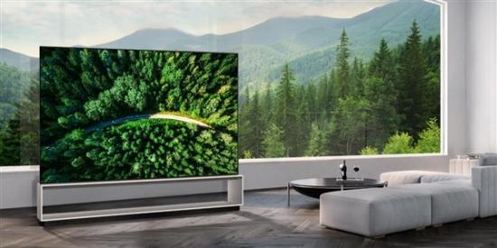 LG开售全球首款8K OLED彩电:88寸约24万元、配HDMI 2.1接口