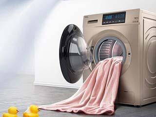 烘洗一体机拯救你的洗衣拖延症