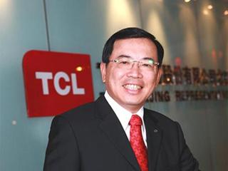 TCL集团:董事长李东生日前增持公司5510万股
