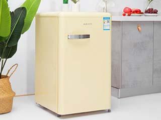 高颜值实力派 人人都着迷的复古冰箱大推荐