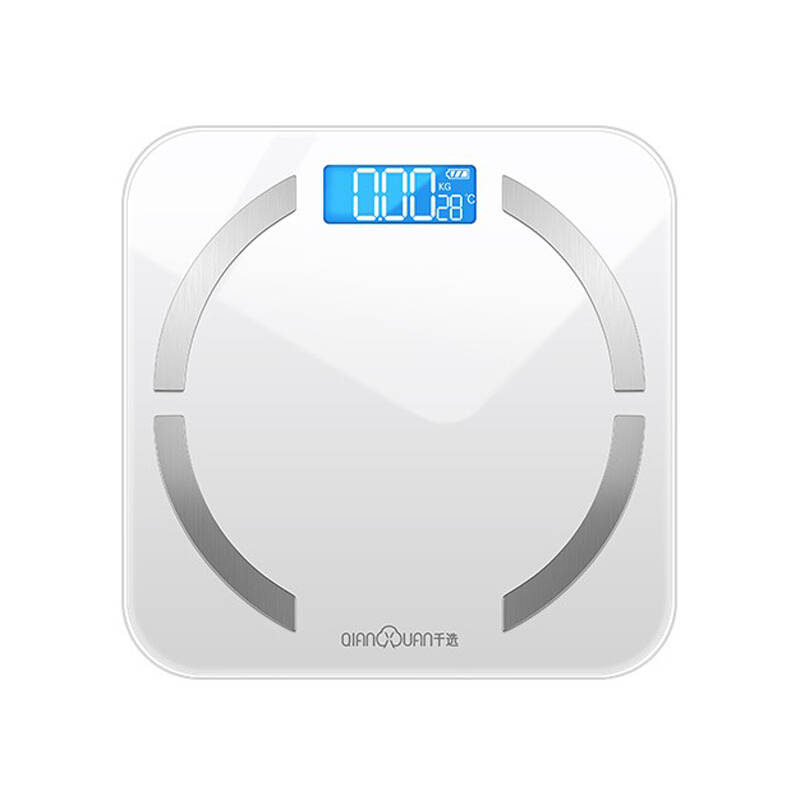 五款可充电式体重秤 方便耐用