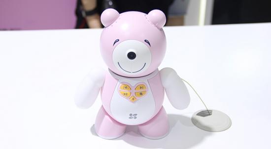 萤石儿童陪护机器人萤宝