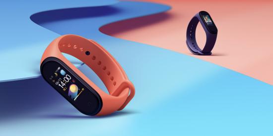 首款人工智能彩屏手环,小米手环4发布售169元起图片