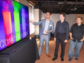 三星电子在纽约QLED峰会上强调致力于发展8K技术