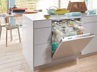 中消协出炉洗碗机测评,洗得干净更要存得干燥