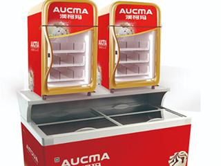 新鲜冷食触手可及,澳柯玛平台冷柜上市
