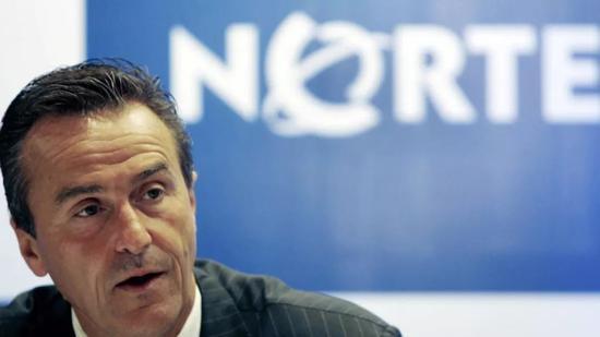 北电的新CEO扎菲罗夫斯基,2006年