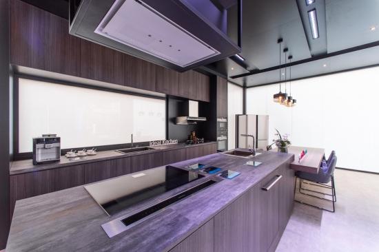 2. 西门子家电理想厨房功能厨房区