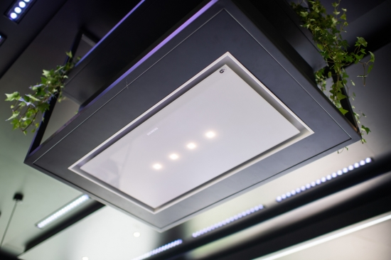 6. 西门子iQ500系列天花板吸油烟机
