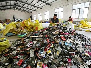 每吨废弃手机含金量远超金矿 但回收率却不足2%