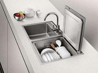 洗碗机一季度市场有亮点 行业稳增需本土化创新