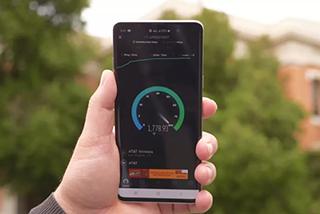 美国5G网速再破记录:最高下载速度达1.7Gbps