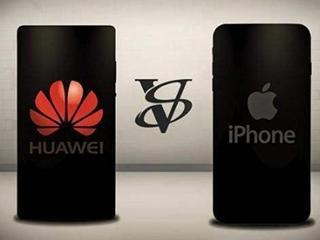 华为国内高端手机市场份额首超苹果