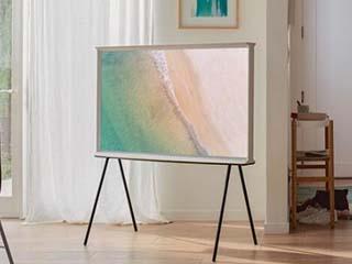三星Serif 2019画框电视终于开售:55英寸售价1万元
