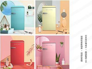精致消费升级 格兰仕智能化妆品冰箱首发预售!