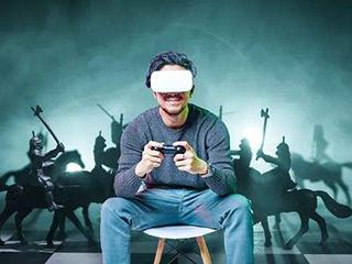 兄弟,玩过那种让你流鼻血的VR吗?